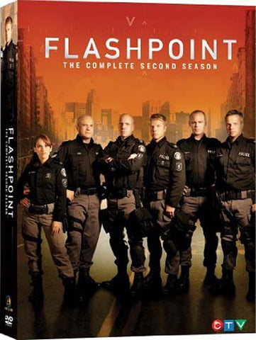 Flashpoint - The Complete Second (2) Season (Boxset) DVD Movie