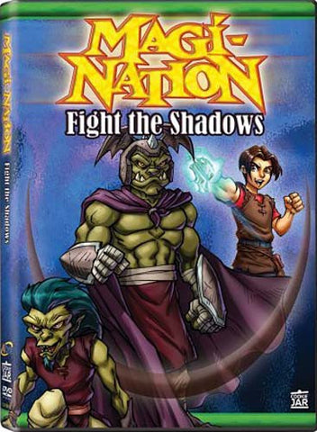 Magi Nation - Fight the Shadows DVD Movie