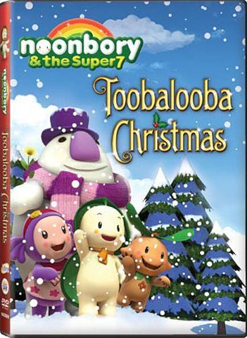 Noonbory And The Super 7 - Toobalooba Christmas DVD Movie