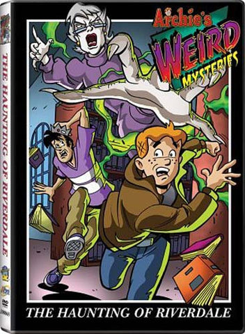 Archie's Weird Mysteries - Haunting of Riverdale DVD Movie