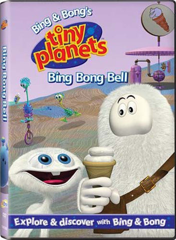 Tiny Planets - Bing Bong Bell DVD Movie