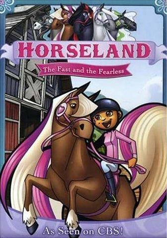 Horseland - The Fast and the Fearless DVD Movie