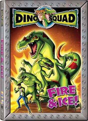 Dino Squad - Fire and Ice DVD Movie
