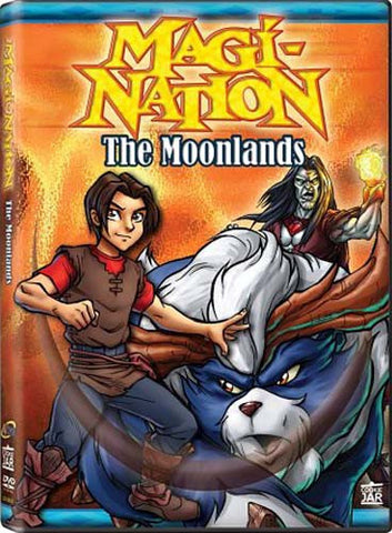 Magi Nation - The Moonlands DVD Movie