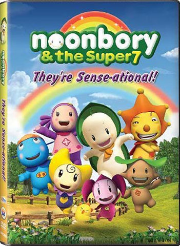 Noonbory And The Super Seven - They're Sense-ational! DVD Movie