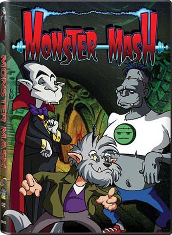 Monster Mash (Animated) DVD Movie