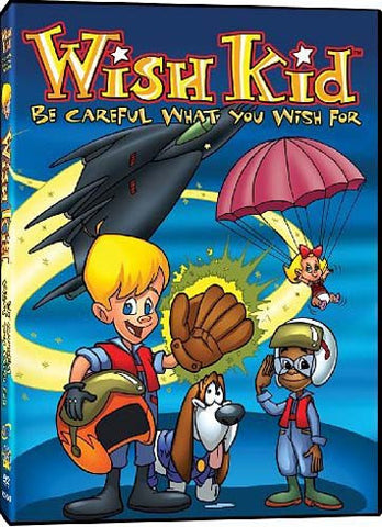 Wish Kid - Be Careful What You Wish For DVD Movie