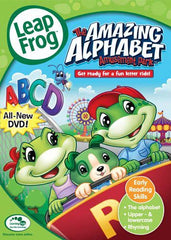 Leap Frog - The Amazing Alphabet Amusement Park