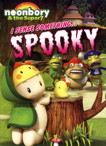 Noonbory & the Super 7 - I Sense Something Spooky DVD Movie