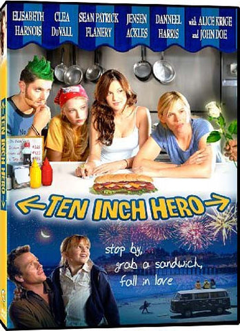 Ten Inch Hero DVD Movie
