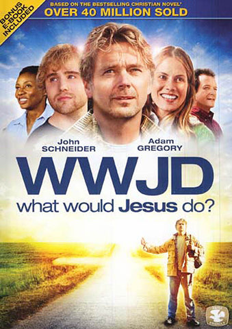 WWJD - What Would Jesus Do? DVD Movie