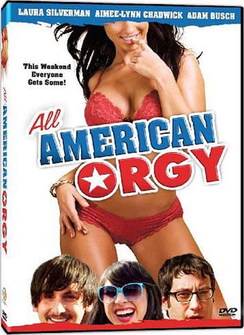 All American Orgy DVD Movie