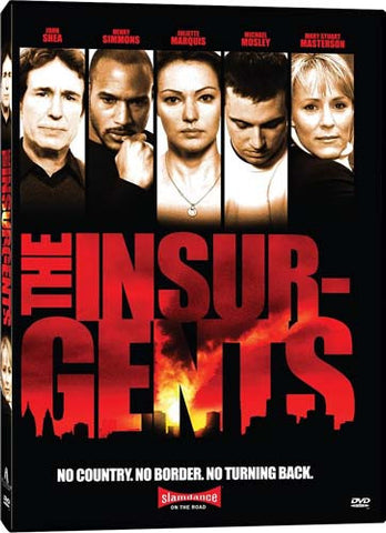 The Insurgents DVD Movie