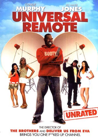 Universal Remote (Unrated) DVD Movie