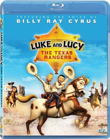 Luke And Lucy - The Texas Rangers (Blu-ray) BLU-RAY Movie