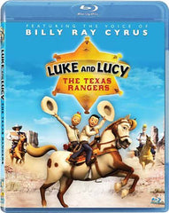 Luke And Lucy - The Texas Rangers (Blu-ray)