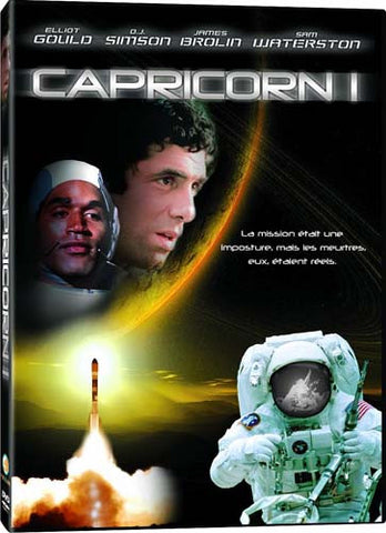 Capricorn 1 (One) (French) DVD Movie