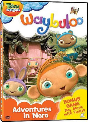 Waybuloo - Adventures In Nara DVD Movie