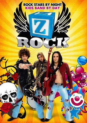 Z Rock - Season 1 DVD Movie
