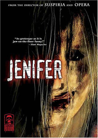 Jenifer (Masters of Horror) DVD Movie
