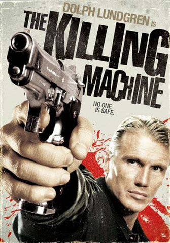 The Killing Machine DVD Movie