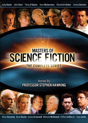 Masters of Science Fiction - The Complete Series DVD Movie