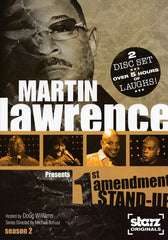 Martin Lawrence Presents 1st (First) Amendment Stand-Up - Season 2
