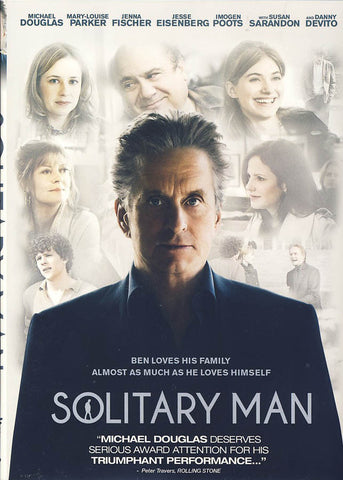 Solitary Man DVD Movie