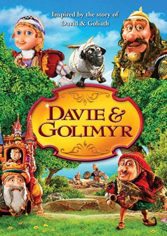 Davie And Golimyr DVD Movie