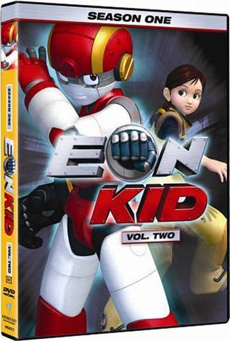 Eon Kid - Season 1(One), Vol. 2(Two) DVD Movie