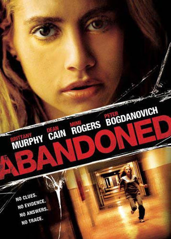 Abandoned (Brittany Murphy) DVD Movie