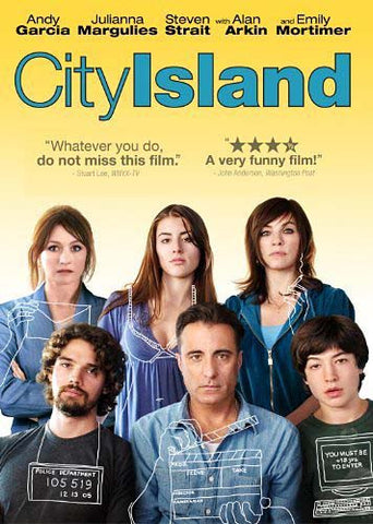 City Island DVD Movie