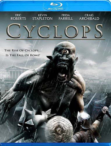 Cyclops (Blu-ray) BLU-RAY Movie