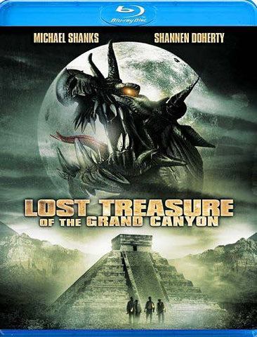 Lost Treasure of the Grand Canyon (Blu-ray) BLU-RAY Movie