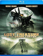 Lost Treasure of the Grand Canyon (Blu-ray)