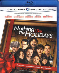 Nothing Like the Holidays (Digital Copy Special Edition) (Blu-ray)