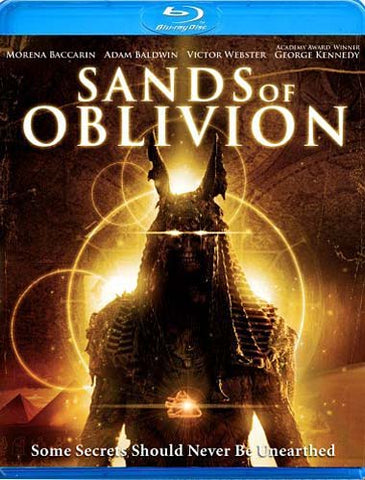 Sands of Oblivion (Blu-ray) BLU-RAY Movie