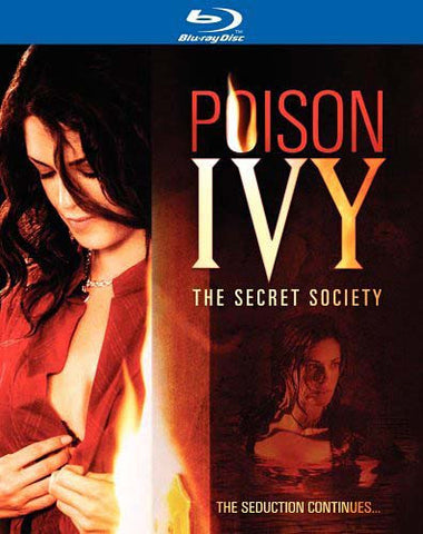 Poison Ivy - The Secret Society (Blu-ray)(Alliance) BLU-RAY Movie