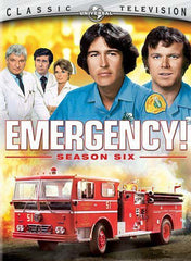 Emergency! - Season Six (6) (Boxset)
