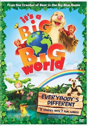 Its a Big, Big World - Everybody's Different DVD Movie