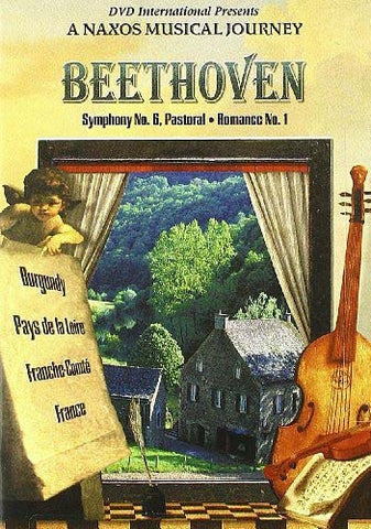 Naxos Musical Journey: Beethoven - Symphony No. 6 and Romance No. 1 DVD Movie