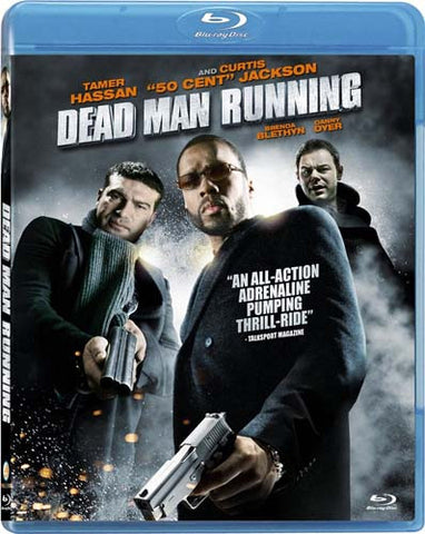 Dead Man Running (Blu-ray) BLU-RAY Movie