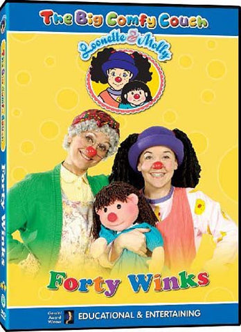Big Comfy Couch - Forty Winks DVD Movie