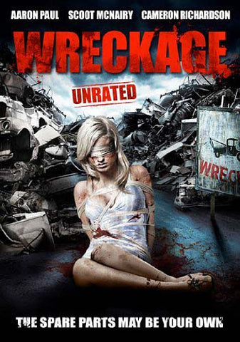 Wreckage (Unrated) DVD Movie