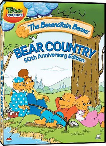 The Berenstain Bears - Bear Country (50th Anniversary Edition) DVD Movie
