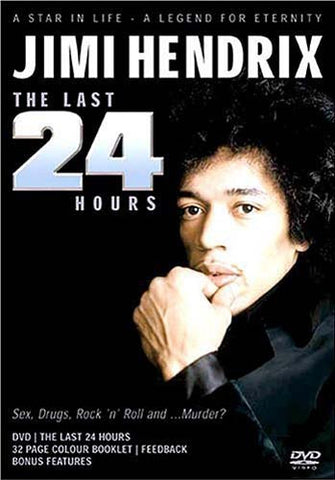 Jimi Hendrix - Last 24 Hours DVD Movie