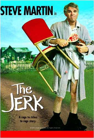 The Jerk DVD Movie