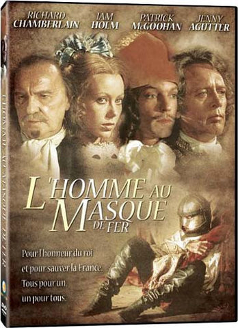 L'homme au masque de fer (Mike Newell) DVD Movie