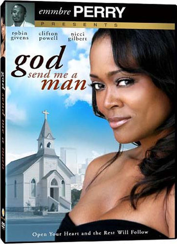 God Send me A Man DVD Movie