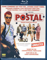 Postal (Bilingual) (Blu-ray)